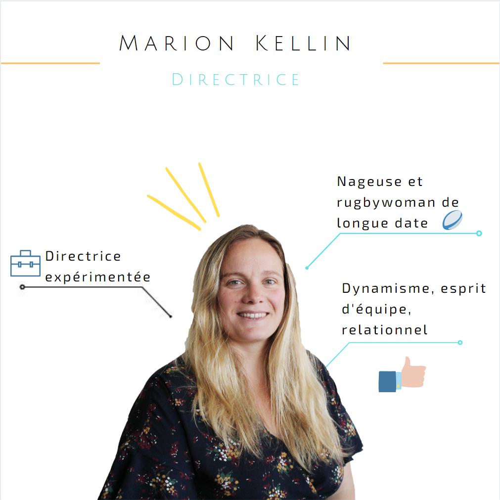 Marion Kellin