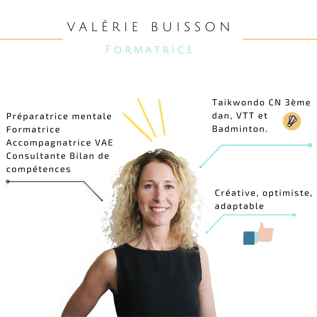 Notre préparatrice mentale : Valérie Buisson